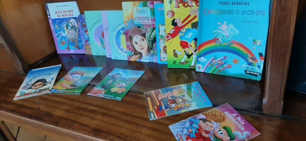 Parnaibanos podem ler livros infanto-juvenis e de escritores locais