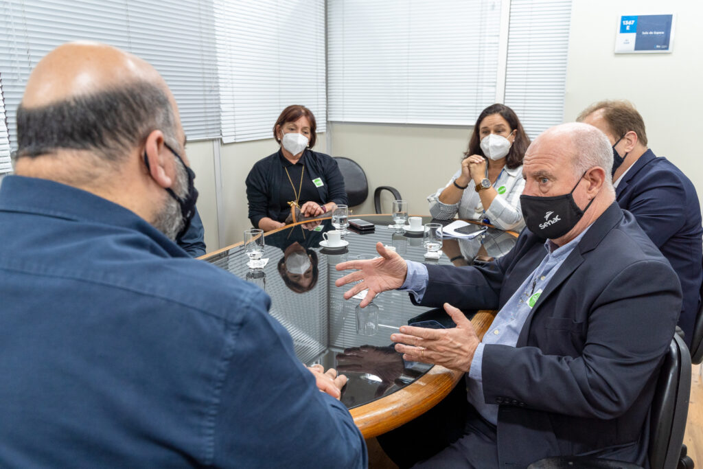 Senac, Sebrae e prefeitura do Rio formalizam lançamento do projeto na capital